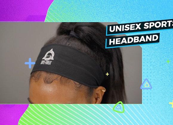 Unisex Sports Headband