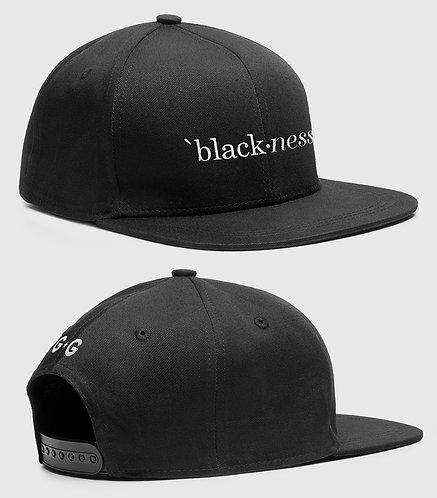 Blackness Snapback