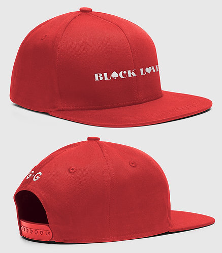 Black Love Snapback