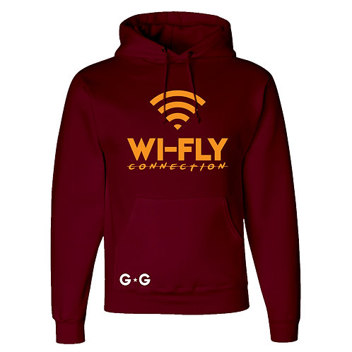 Wi Fly Connection Hoodie