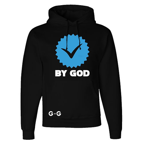 Verified By God Hoodie