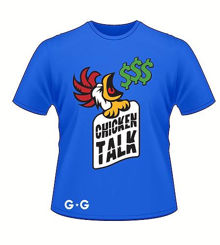 Chicken Talk Colored Tee