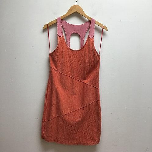 Free people orange dress