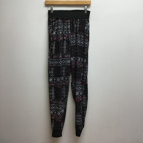 Always soft patterned pants