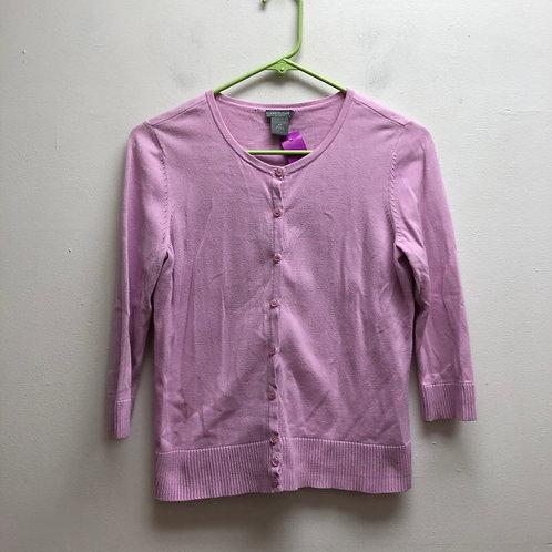 Ann Taylor lavender cardigan