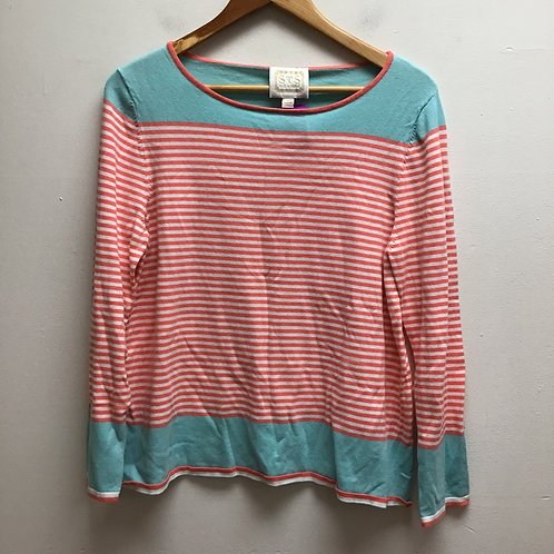 Sail to sable striped top