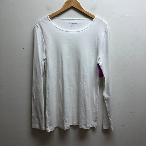 Liz Claiborne white top