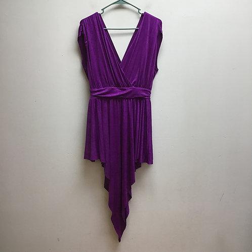Symphony purple top