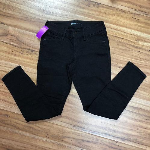 Old navy pop icon black skinny jeans
