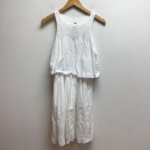 SOLD! Gap white dress