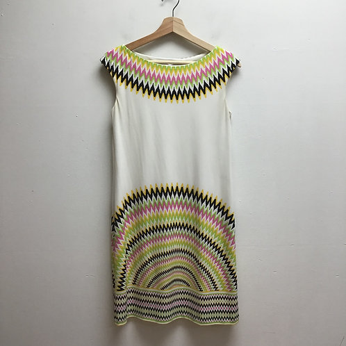 Maggie London multicolored patterned dress
