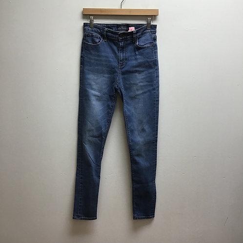 Lucky brand high waist jeans