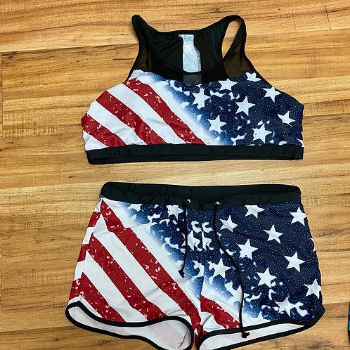 NEW 2-piece bathing suit