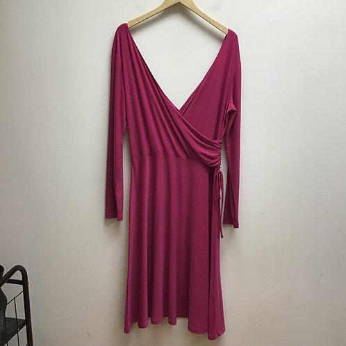 Metrostyle pink/purple dress