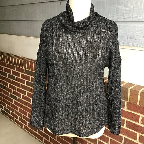 Blumin Apparel Cowl Neck Sweater- 2XL