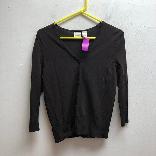 (sold) Merona brown cardigan
