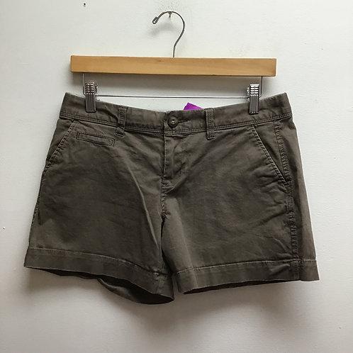 Old navy brown khaki shorts