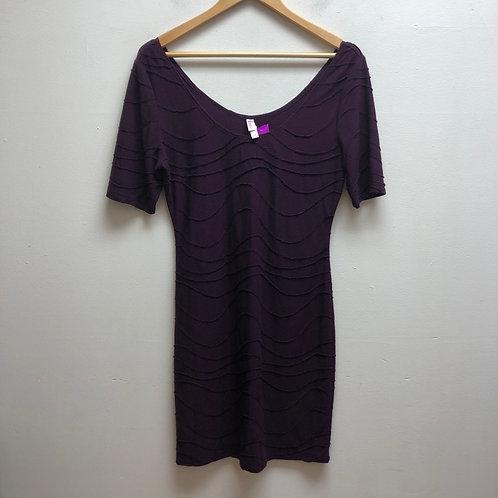 Xhilaration purple dress
