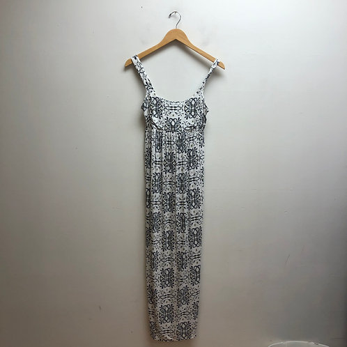 Fresh produce patterned dress