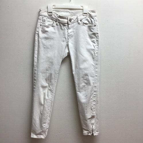 Loft white jeans