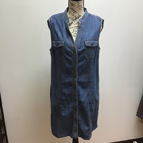 Jones New York denim dress