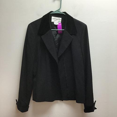 Jones New York black jacket
