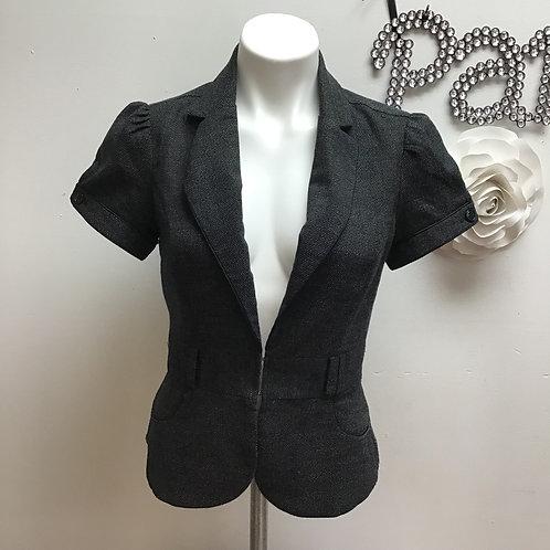 Forever 21 Short Sleeve Blazer- Size S/P