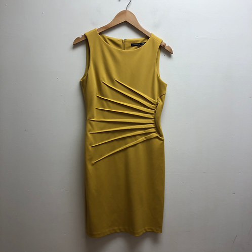 Ivanka trump yellow dress