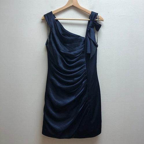 Vera wang navy dress