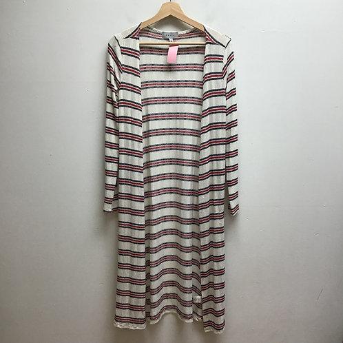 Gaze striped cardigan