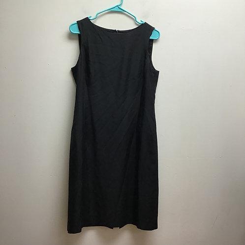 Talbots black dress