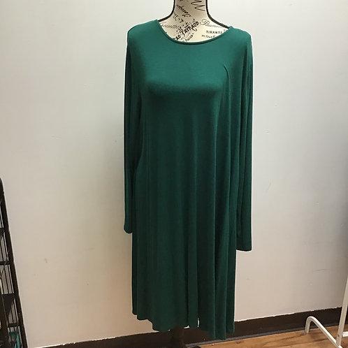 Old navy dark green dress