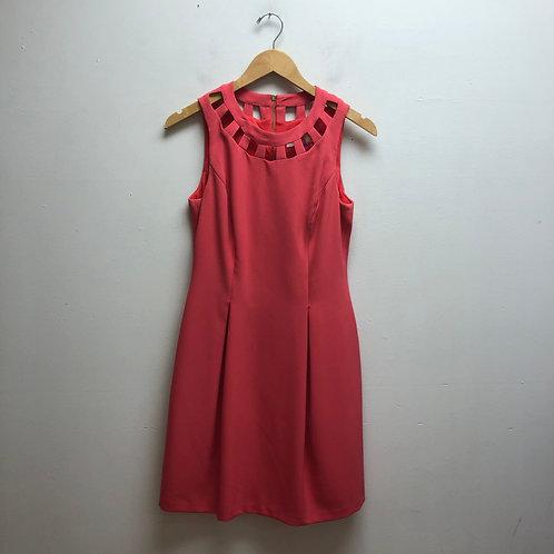Eliza j pink dress