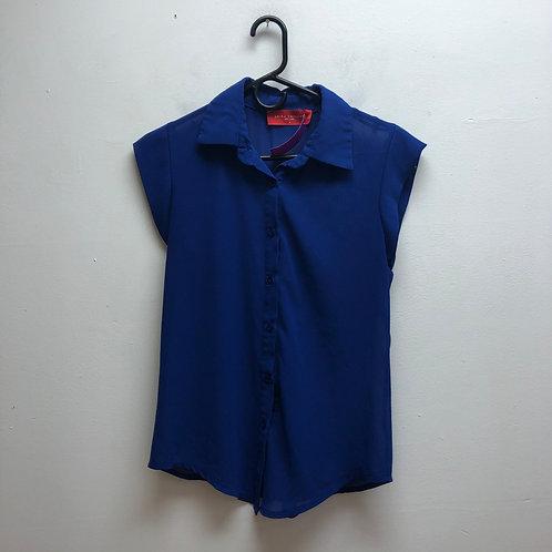 Akira Chicago blue top