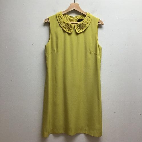 Alex Marie yellow dress