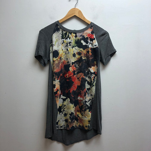 Chloe k floral print top/dress