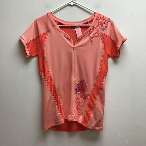 The north face coral top