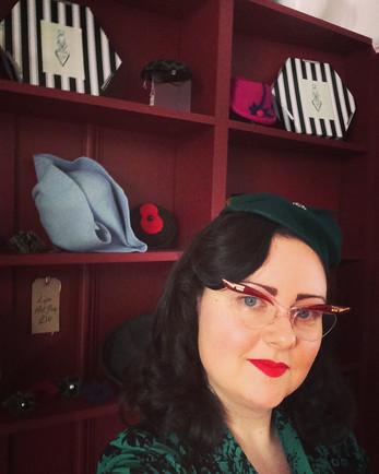 Me & my hats