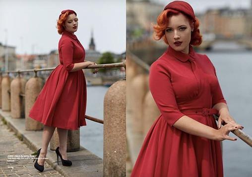 Ruby Silk