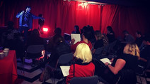 LIFE DRAWING IN THE BLACK LODGE