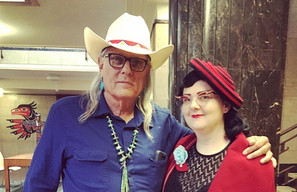 "PYEWACKET WITH MICHAEL HORSE ""HAWK"""