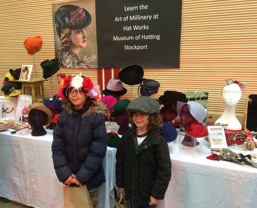 BEST HAT COMPETITION CONTENDERS!