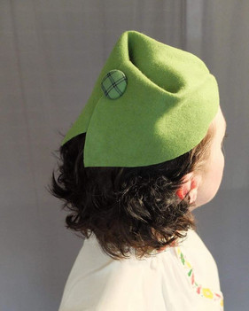 KIWI FELT ARMY CAP