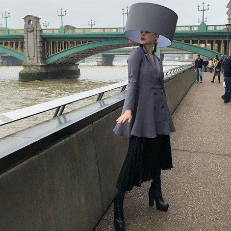 LONDON HAT WALK