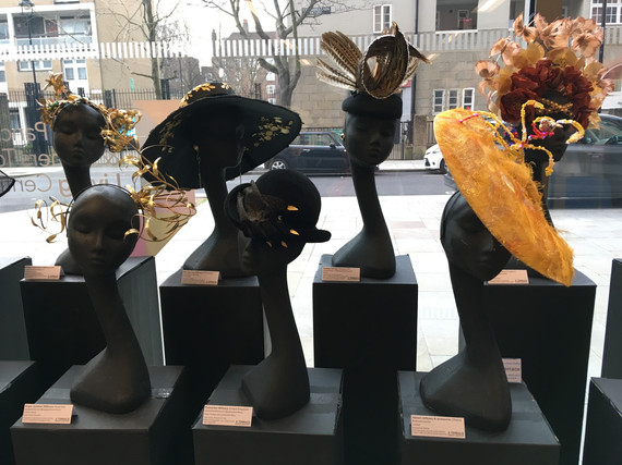 THE GREAT HAT EXHIBITION HIGHLIGHTS