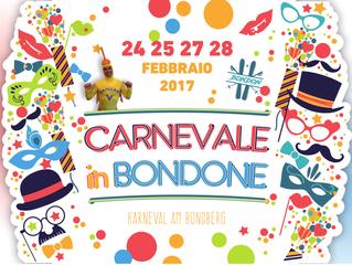 Carnevale in Bondone!