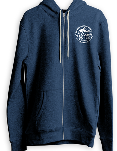 Silicon Slopes Hoodie Swag