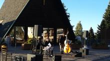 Grande successo perlo spettacolo di tango ad alta quota che si è svolto sul Monte Bondone