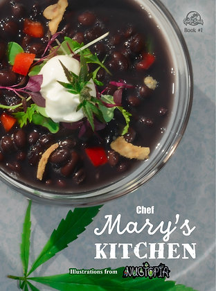 Mary's Kitchen Book #1
