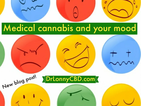 Medical Cannabis and Your Mood